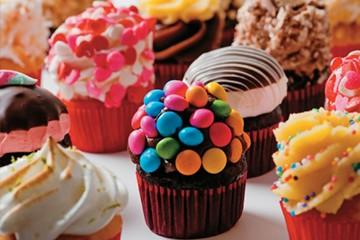 Cupcake de Gelado