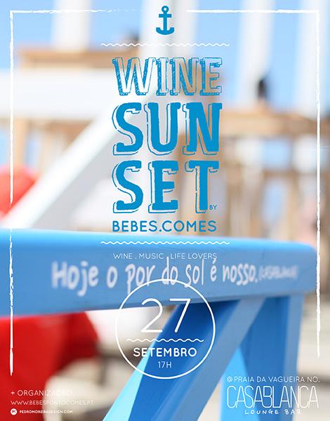 cartaz-wine-sunset-casabalanca-bebespontocomes