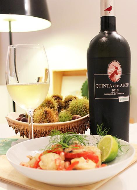 vinho-branco-quinta-dos-abibes-sublime-2010-bairrada-receita-vieiras-funcho-estagio-bebespontocomes