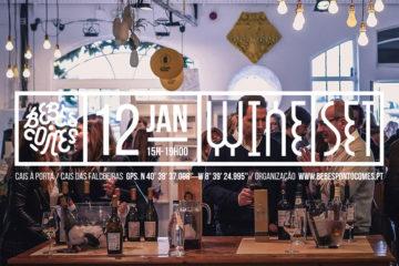 Wine Set / O Aniversário