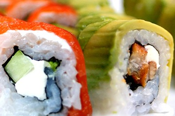 O sushi…e a Odisseia do Arroz