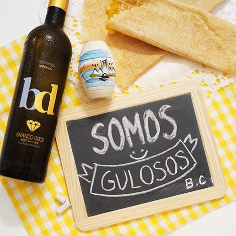 somos-gulosos-bolacha-americana-ovos-moles-vinho-branco-doce-tiago-cabaco-wines-bd-bebespontocomes
