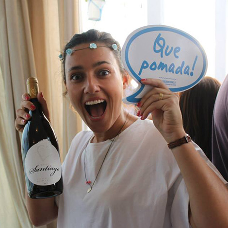 quinta-santiago-vinho-verde-alvarinho-joana-wine-sunset-bebespontocomes
