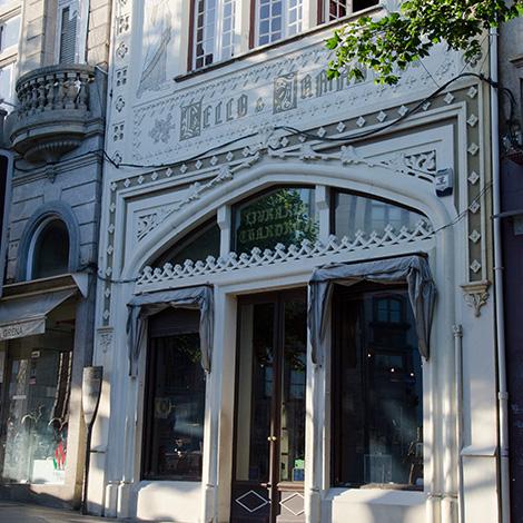 livraria-lello-porto-prova-vinho-black-pur-quinta-portal-fachada-bebespontocomes