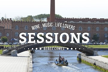 Wine Sessions by Bebes.Comes
