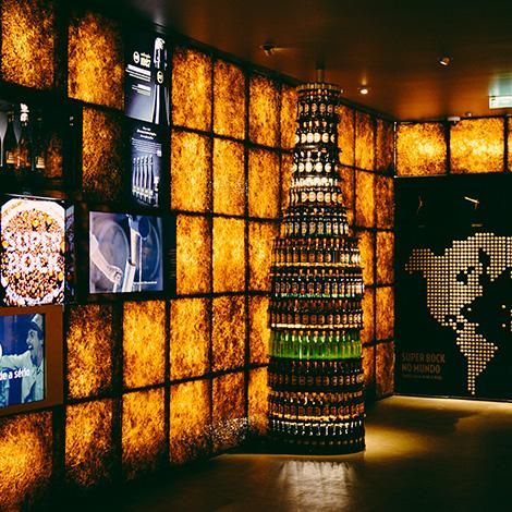 quadrada-luzes-casa-da-cerveja-super-bock-unicer-museu-prova-beer-fabrica-unidade-fabril-porto-bebespontocomes